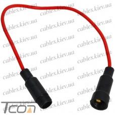 Держатель предохранителя (Fuse) 6х30мм, с кабелем (Тип2), Tcom