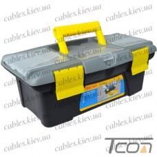 Ящик для инструмента, пластиковый 335х190х130мм