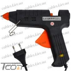 "Пистолет клеящий ZD-9A ""Zhongdi"", под клей 11мм c регулятором температуры, 200W"