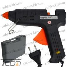 "Пистолет клеящий ZD-9В  ""Zhongdi"", под клей 11 мм, c регулятором температуры, 200W, в боксе"