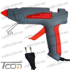 Пистолет клеящий ZD-7C под клей 11мм, 60W, в блистере, Zhongdi