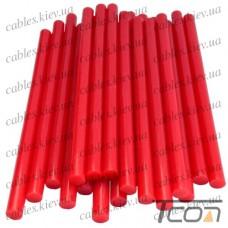 """Термоклей """"Tcom"""", диам.-11мм, длина - 200мм, красный (1кг)"""
