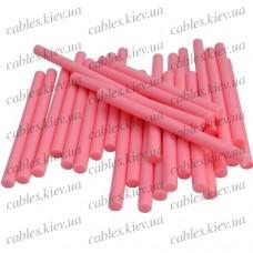 """Термоклей """"Tcom"""", тонкий диам.-7мм, длина - 100мм, розовый (1кг)"""
