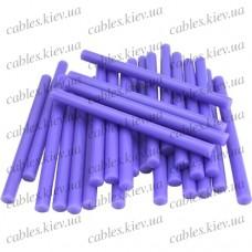 """Термоклей """"Tcom"""", тонкий диам.-7мм, длина - 100мм, фиолетовый (1кг)"""