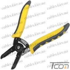 Инструмент HS-4021 для зачистки кабеля 2.6-0.6мм.кв., Profix
