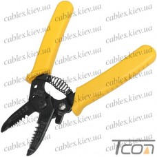 Инструмент HS-5021 для зачистки кабеля 2.6-0.6мм, Profix