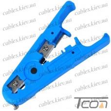 Инструмент (HY-Р-501В) для зачистки витой пары, Tcom