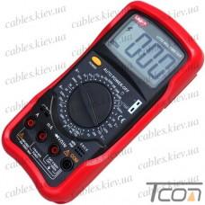Цифровой мультиметр UT-55 (+ термопара), UNI-T