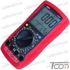 Цифровой мультиметр UT-58C + термопара, UNI-T
