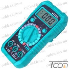 Цифровой мультиметр VC830L, Tcom-Digital