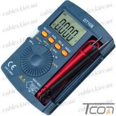 Цифровой мультиметр DT10B, Tcom-Digital