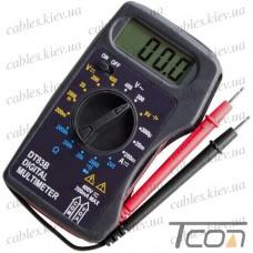Цифровой мультиметр DT83В карманный, Tcom-Digital