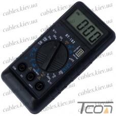 Цифровой мультиметр DT182 карманный, Tcom-Digital