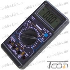 Цифровой мультиметр M890D, Tcom-Digital