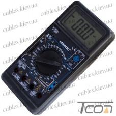 Цифровой мультиметр M890C+ c термопарой, Tcom-Digital