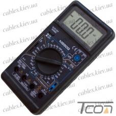 Цифровой мультиметр M890G + термопара, Tcom-Digital