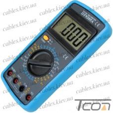Цифровой мультиметр DT9205A, Tcom-Digital