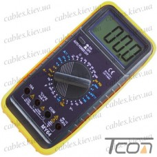 Цифровой мультиметр MY64, с термопарой, Tcom-Digital