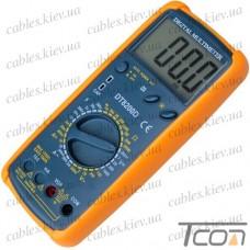 Цифровой мультиметр DT8200D, Tcom-Digital