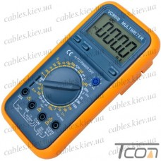 Цифровой мультиметр VC9808, Tcom-Digital