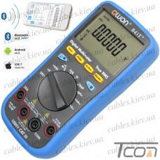Цифровой Bluetooth-мультиметр OWON B41T+