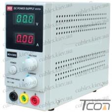 Лабораторный блок питания MCH-K305D, 30B, 5A