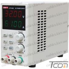 Лабораторный блок питания Uni-T UTP1306S, 32B, 6A