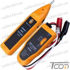 Кабельный тестер-трассоискатель (cable traker) WH806C, Tcom-Digital