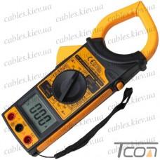Токоизмерительные клещи DM6266, Tcom-Digital