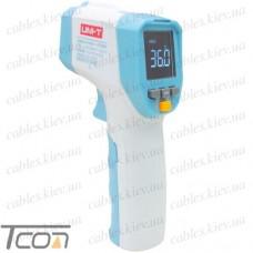 Пирометр инфракрасный UNI-T UT-305H, измерение температуры тела от 32°C до 42.9°C