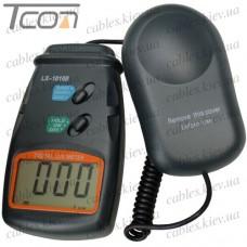 Цифровой люксметр с выносным датчиком LX1010B, Tcom-Digital