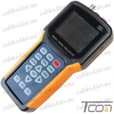 Цифровой портативный осциллограф-мультиметр WH2012, Tcom-Digital