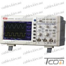 Цифровой осциллограф UTD-2052CL, UNI-T