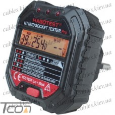 Измеритель мощности розеток Habotest HT-107