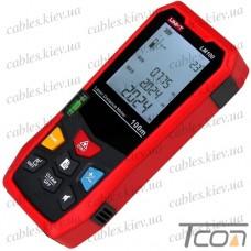 Цифровой дальномер UNI-T LM100 до 100м, UNI-T