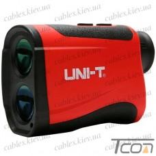 Лазерный дальномер UNI-T LM-600, от 4 до 600 метров