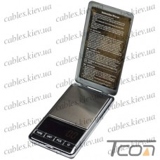 Весы карманные KD02 до 500гр., Tcom