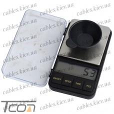 Весы карманные KDH01 до 500гр., Tcom