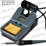 Паяльная станция цифровая ZD-8906N, 30W, 160-550С, Zhongdi
