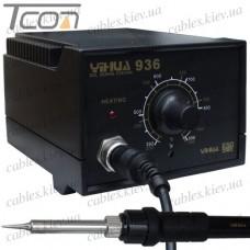 Контактная паяльная станция YIHUA 936, 50W, 200-480°C