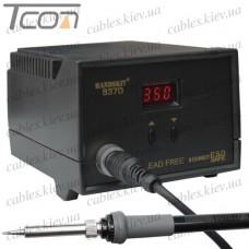Контактная паяльная станция c дисплеем HandsKit 937D, 60W, 200-500°C