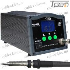 Паяльная станция YIHUA 950, с дисплеем, 150W, 50-420°C; 100-50°C; 200-480°C