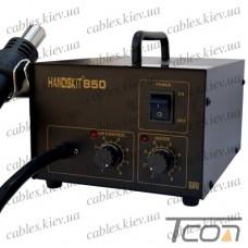 Термовоздушная паяльная станция HandsKit 850 (EXtools 850), 250W, 100-500°С