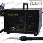 Термовоздушная паяльная станция HandsKit 852 (EXtools 852) (паяльник 50W, 200-480°С; фен 370W, 100-420°С)