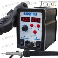 "Паяльная станция цифровая ""Zhongdi"" ZD-931, 48W, 150~450°C"