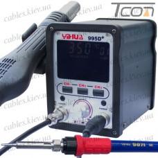 "Паяльная станция цифровая ""Zhongdi"" ZD-8916, 60W, 160-480°C"