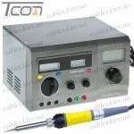 Паяльная станция цифровая с тестером ZD-8901, 40W, 160-520°C, Zhongdi