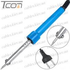 Паяльник HandsKit 112C с пластиковой ручкой, 30W, 220V, нихромовый нагреватель