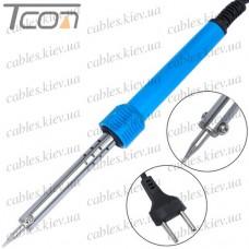 Паяльник HandsKit 112C с пластиковой ручкой, 40W, 220V, нихромовый нагреватель