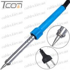 Паяльник HandsKit 112C с пластиковой ручкой, 60W, 220V, нихромовый нагреватель